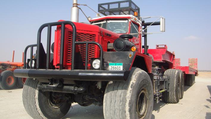 Oil Field Trucks Abu Dhabi | Oil Field Trucks UAE